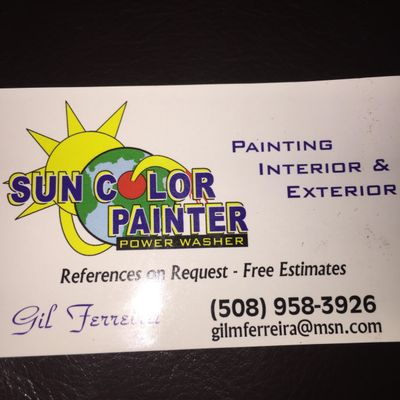 Avatar for Sun Color Painter Worcester, MA Thumbtack