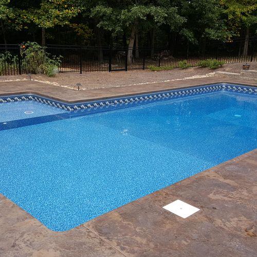 New Pool Build