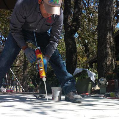 Avatar for Oliver Aguirre Concrete Repair