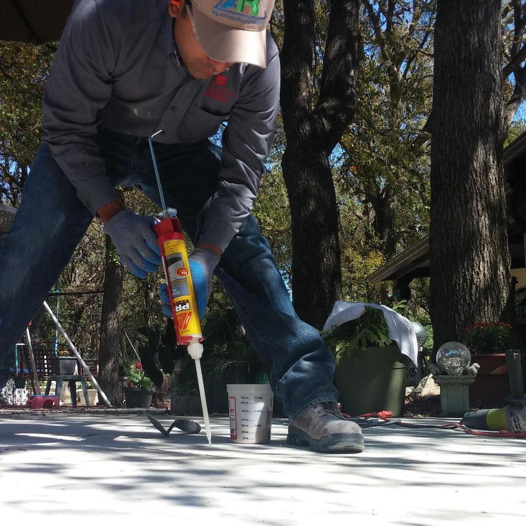 Oliver Aguirre Concrete Repair