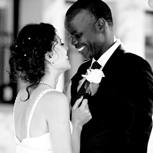 Wedding - Couples Portrait - Stanford
