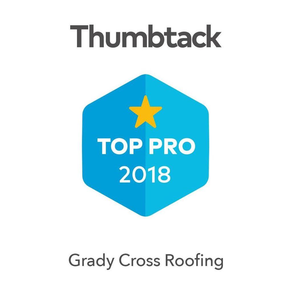 Grady cross roofing