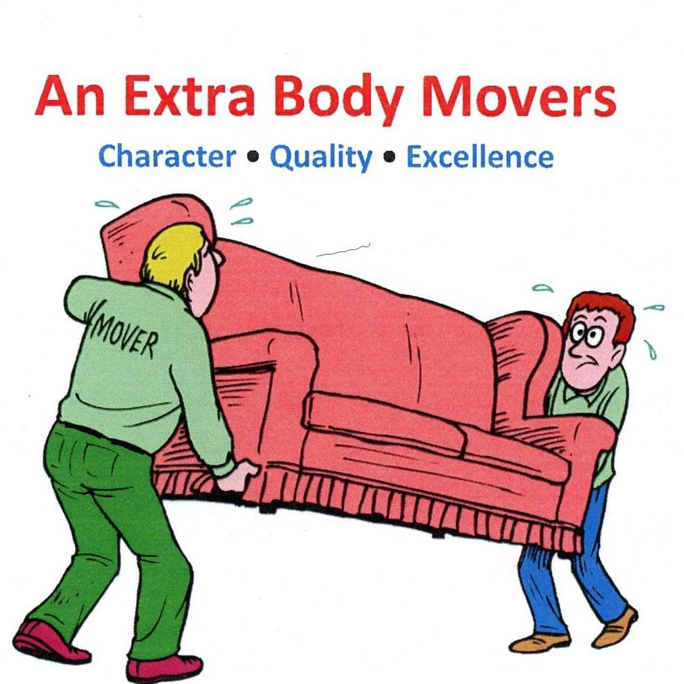 An Extra Body Movers -No Trucks/Labor Only