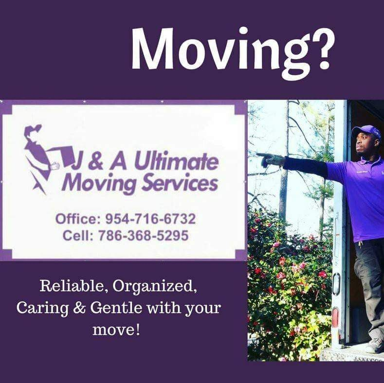 J & A Ultimate Moving Services