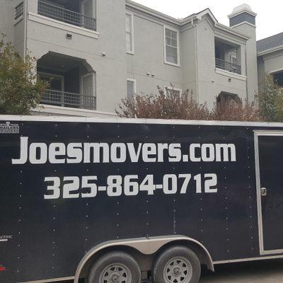 Avatar for Joe's Movers Abilene, TX Thumbtack