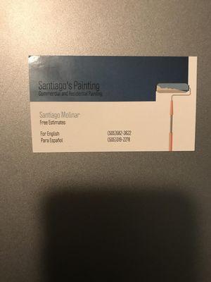Avatar for Santiago's Painting LLC.