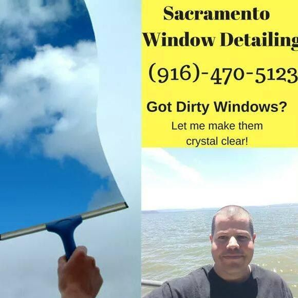 Sacramento Window Washing