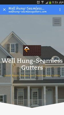 Avatar for Well Hung-Seamless Gutters Kearney, NE Thumbtack