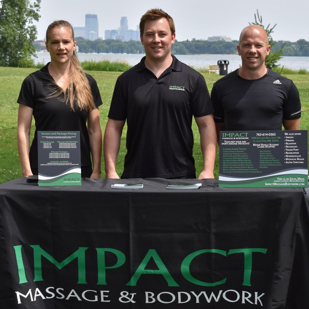 Impact Massage & Bodywork