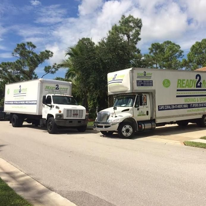 Ready2Move Moving and Storage of Sarasota Fl LLC