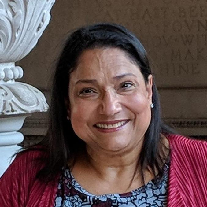 Rev. Gwen Aponte