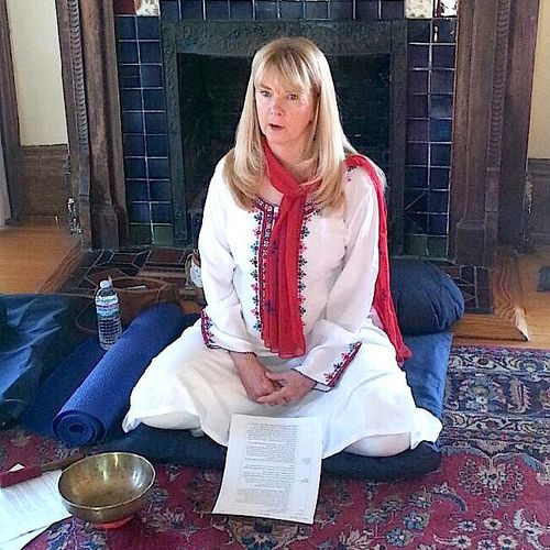 Teaching mindfulness meditation...to all: groups of civilians, soldiers, veterans, and family members. Also - guest lectures and talks to health care professionals working in nursing homes, hospice, drug and alcohol rehabilitation, and occupational therapy.