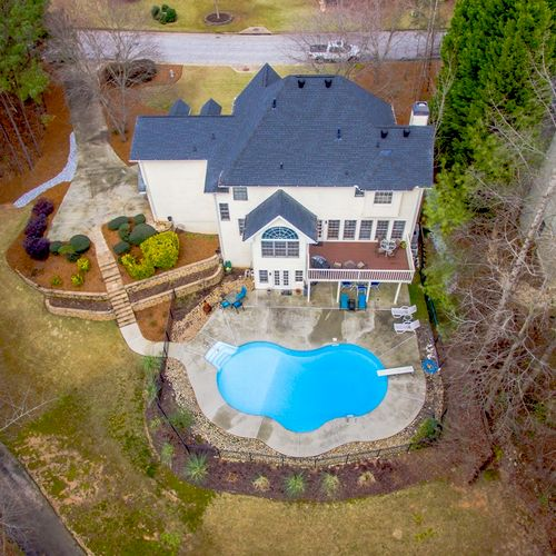 Aerial Shot for Real Estate