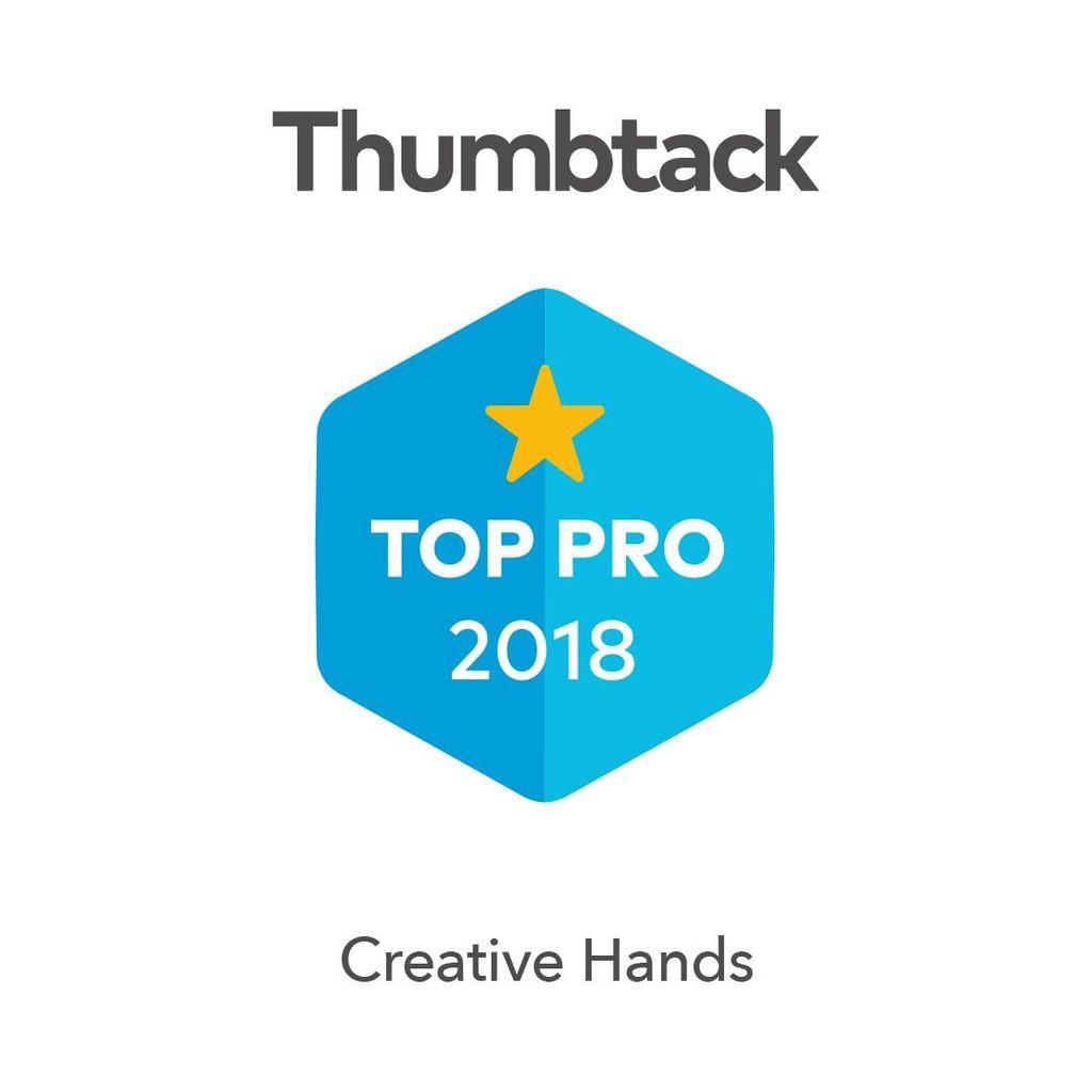 Creative Hands.