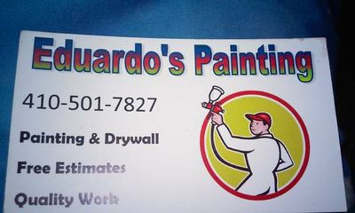 Avatar for Eduardo's Painting Services Brooklyn, MD Thumbtack