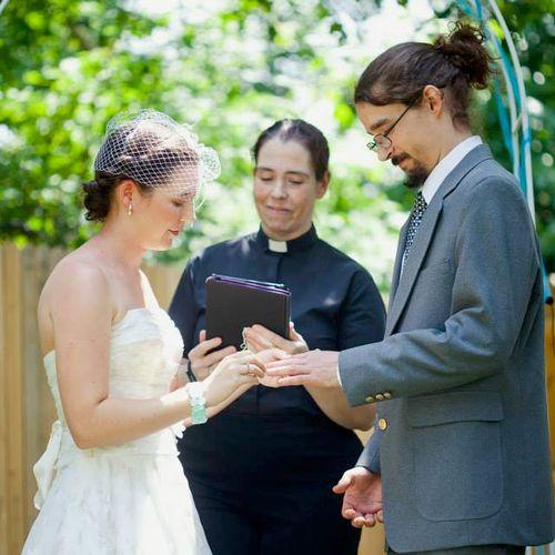 Wedding Summer 2015  Photo (c) 2015 Jenny Wall