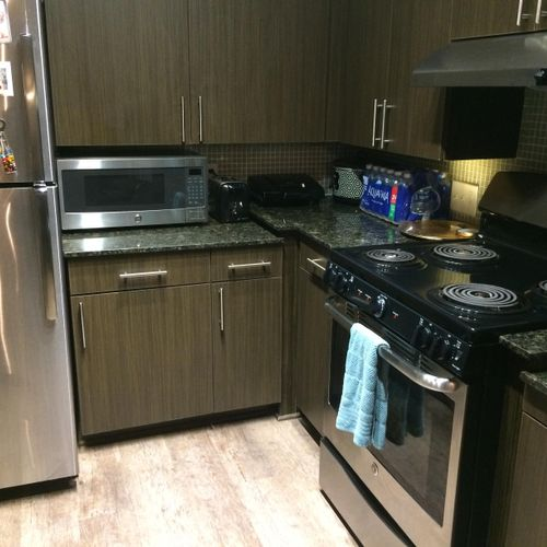 Book now for a spotless kitchen