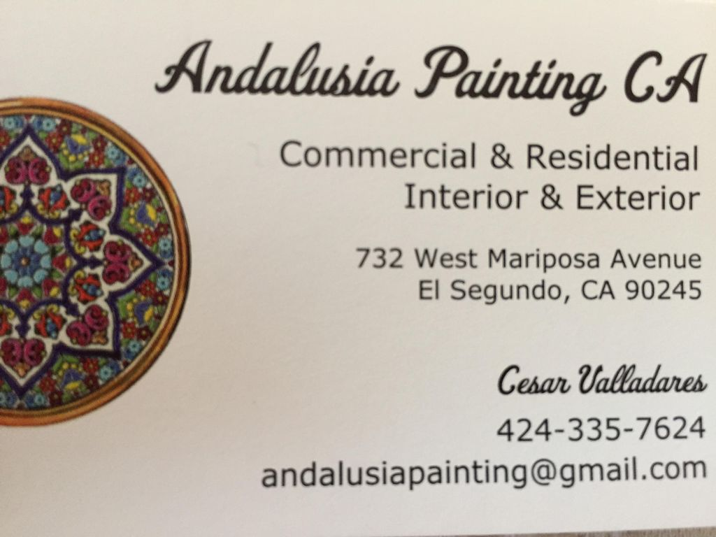 Andalusia Painting