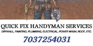 Avatar for Quick Fix Home Improvements Services