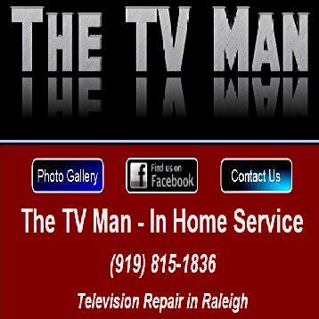 The TV Man - In Home Service