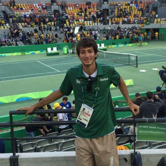Cadu Niemeyer - Tennis Lessons