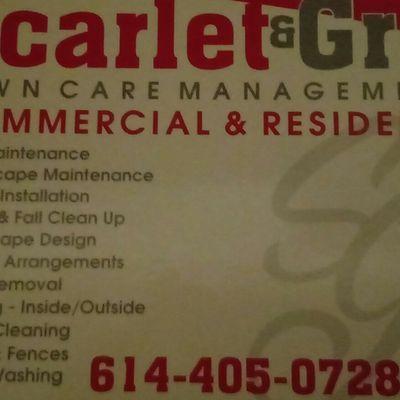 Avatar for Scarlet and gray Management Reynoldsburg, OH Thumbtack