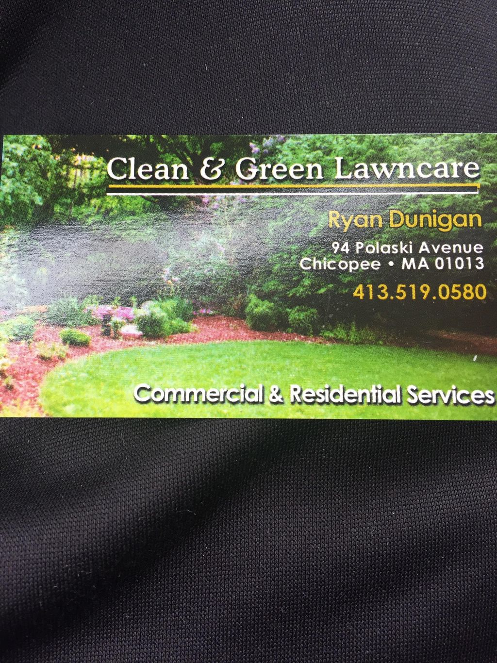 Clean And Green Lawncare