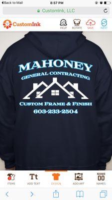 Avatar for Mahoney Custom Frame