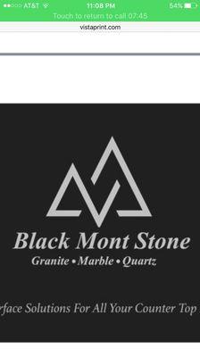 Avatar for Black Mont Stone Novi, MI Thumbtack