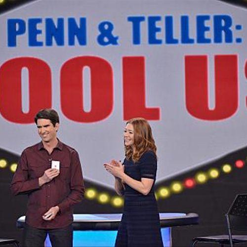 Adam Cheyer on Penn and Teller Fool Us