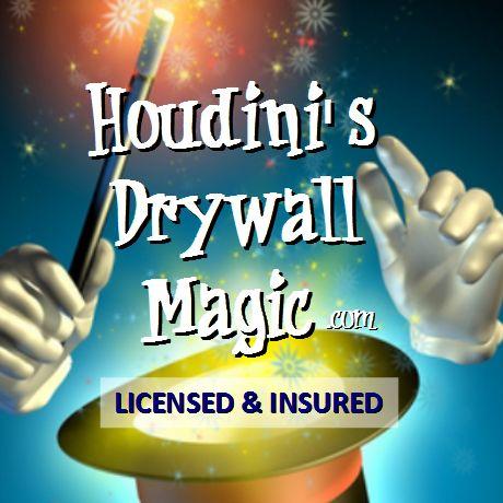 Houdini's Drywall Magic