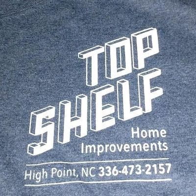Avatar for TOO SHELF REMODELING High Point, NC Thumbtack