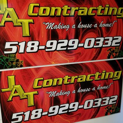 Avatar for JAT Contracting fully insured
