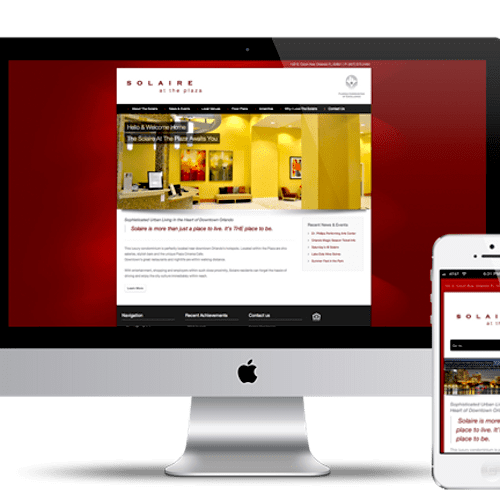 Responsive Web Design using WordPress
