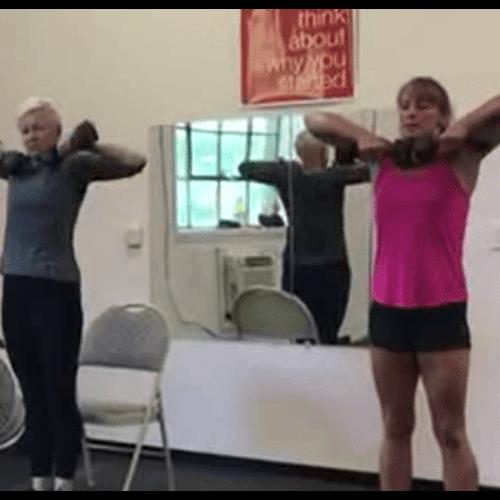 Strength - Shoulders