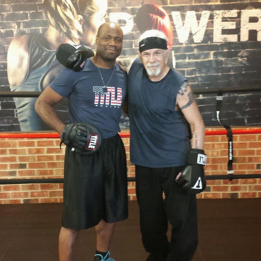 Qwik Pump:  Kickboxing and Fitness!