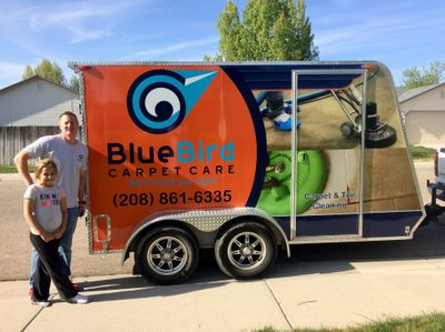Avatar for Blue Bird Carpet Care Nampa, ID Thumbtack