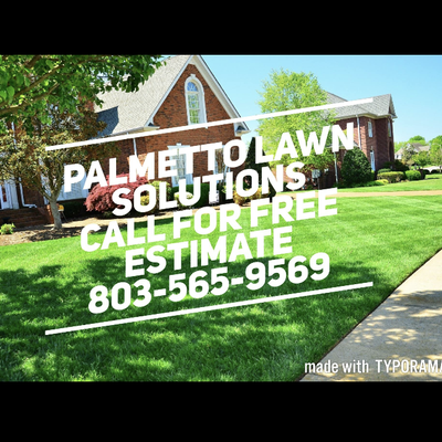 Avatar for Palmetto Lawn Solutions Sumter, SC Thumbtack