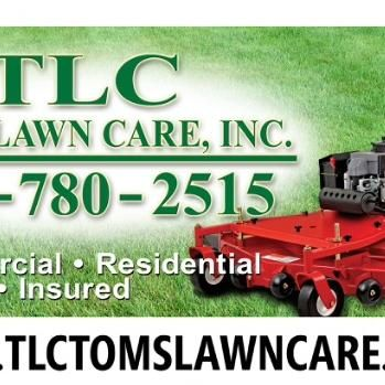TLC - Tom's Lawn Care