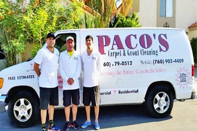 Avatar for Paco's Carpet & Grout Cleaning Palm Desert, CA Thumbtack