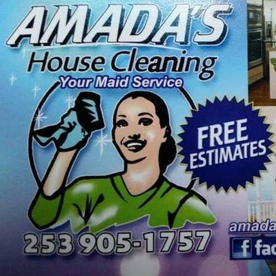 Avatar for Amada's House Cleaning