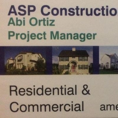 Avatar for ASP Construction Silver Spring, MD Thumbtack