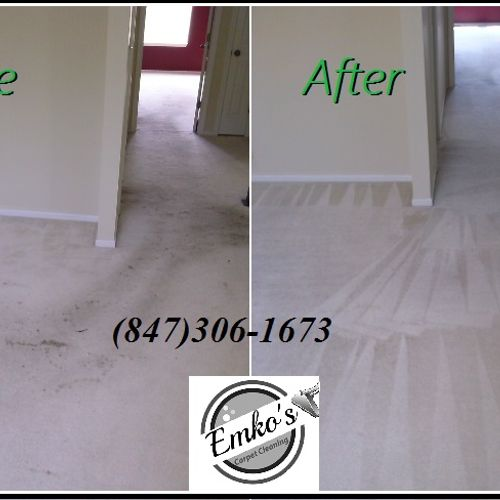 Carpet Steam Cleaning Bartlett, IL