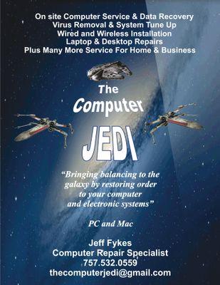 Avatar for The ComputerJEDI