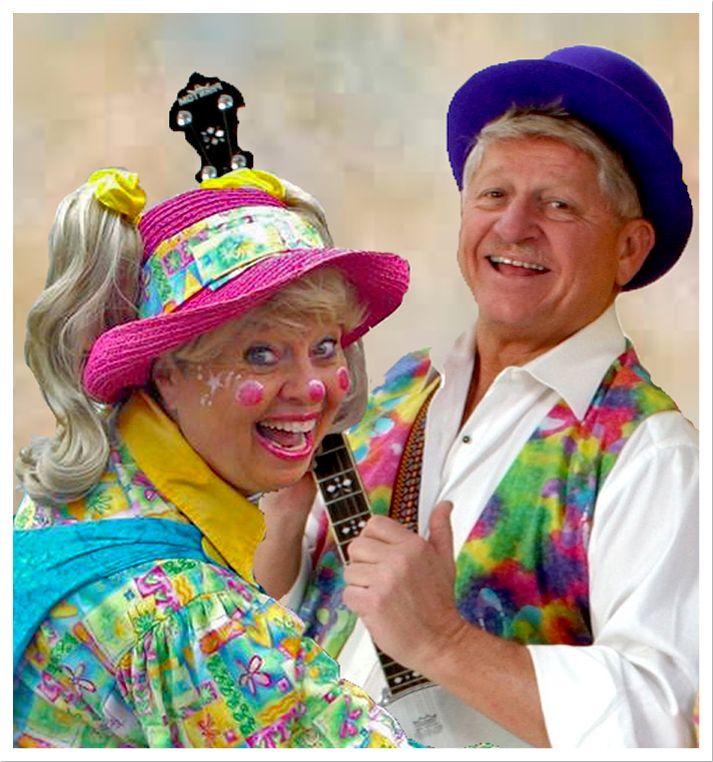Carey Ann's Clown Caravan & Family Concerts