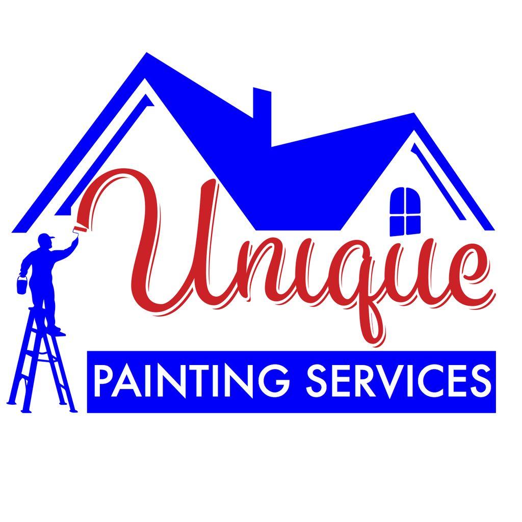 Unique painting services