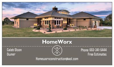Avatar for HomeWorx Construction New Ipswich, NH Thumbtack