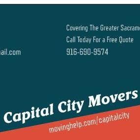 Avatar for Capital City Movers Sacramento, CA Thumbtack