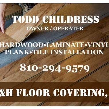 Avatar for H & H FLOOR COVERING, LLC Algonac, MI Thumbtack