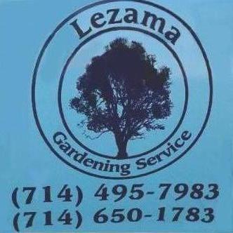 Lezama Gardening Service